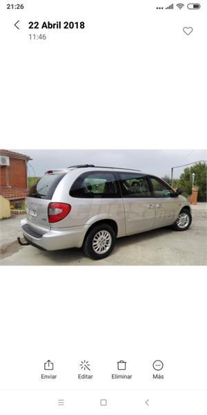 CHRYSLER Grand Voyager LX 2.8 CRD Executive Auto 5p.
