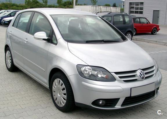 VOLKSWAGEN Golf Plus 1.9 TDI DSG Highline 5p.