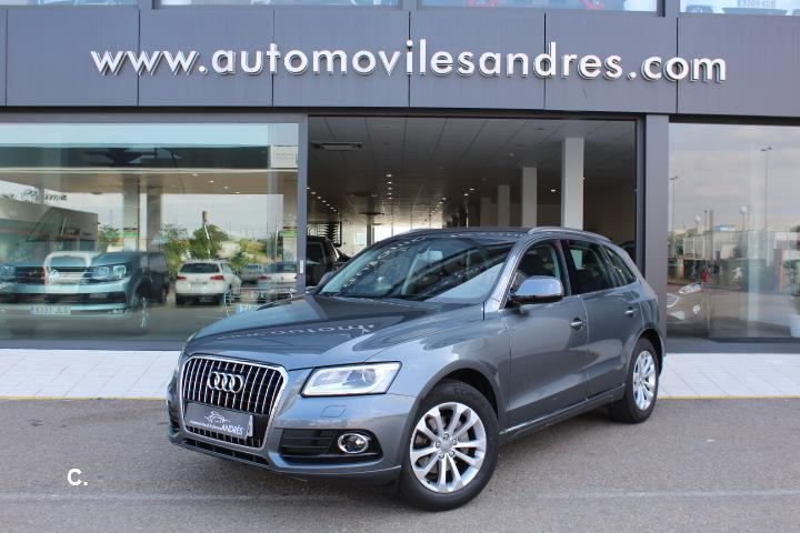 AUDI Q5 2.0 TDI 150CV Advanced edition 5p.