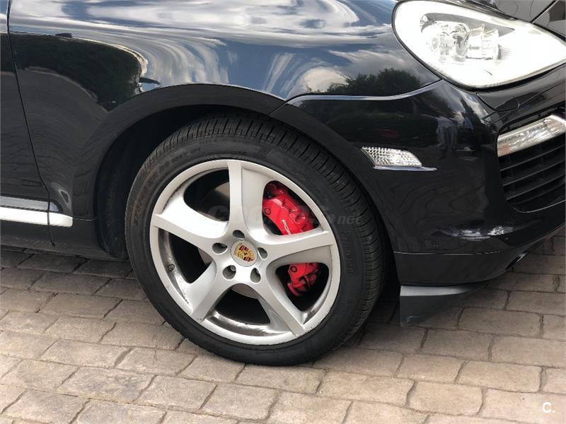 PORSCHE Cayenne Turbo 500cv 5p.