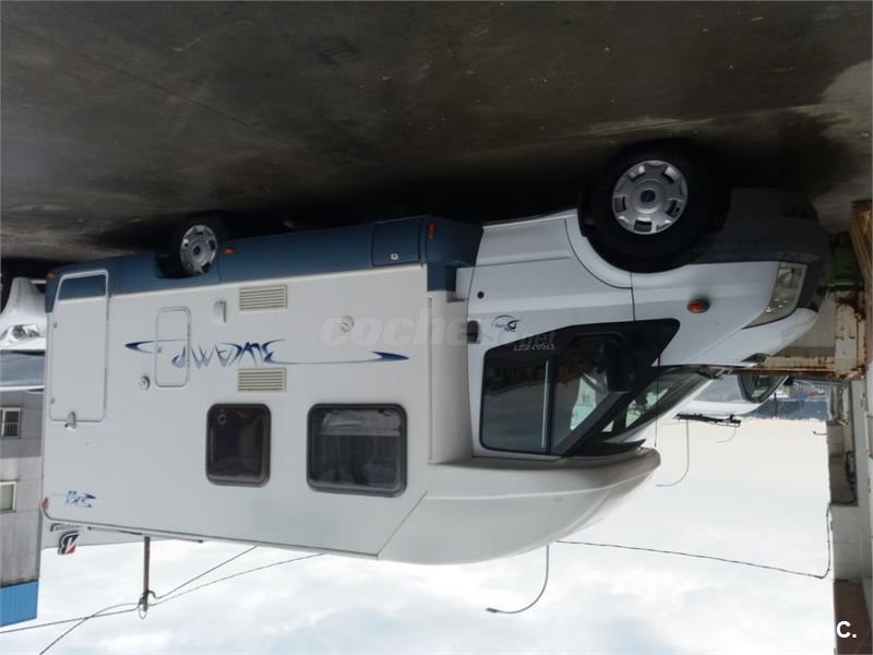 Autocaravana Blu Camp 22 sky