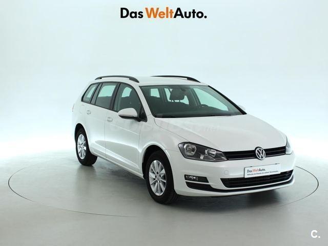 VOLKSWAGEN Golf Variant Business 1.6 TDI BMT 5p.