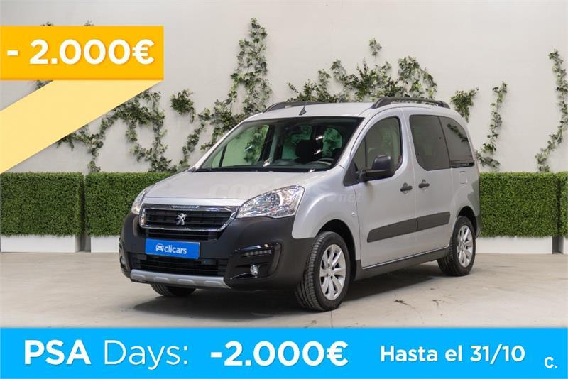 PEUGEOT Partner TEPEE Outdoor 1.6 BlueHDi 73KW 100CV