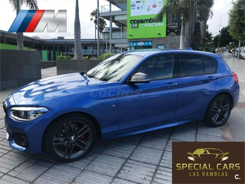 BMW Serie 1 116d EfficientDynamics 5p.