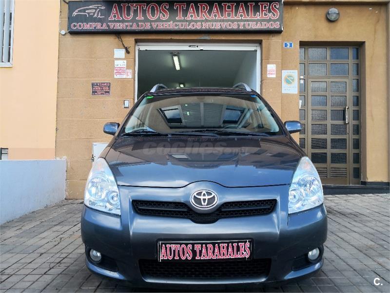 TOYOTA Corolla Verso 1.8 VVTi Sol 5p.