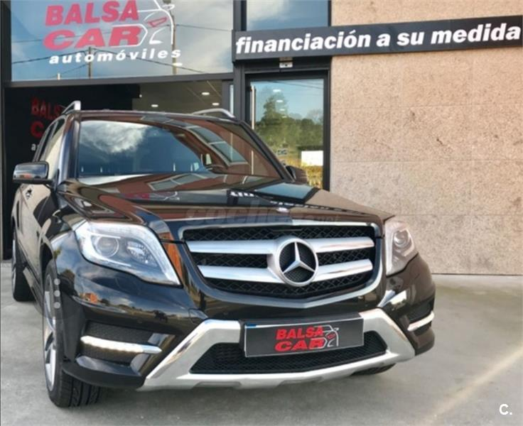 MERCEDES-BENZ Clase GLK GLK 220 CDI 4M Blue Efficiency 5p.