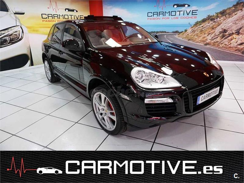 PORSCHE Cayenne Turbo Auto 5p.