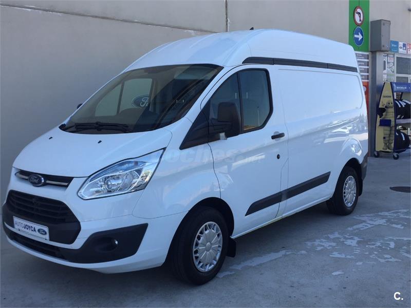 FORD Transit Custom Van 2.2 TDCI 100cv 290 L1 Trend 4p.