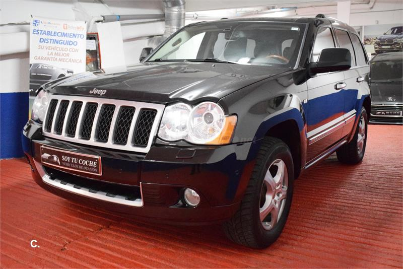 JEEP Grand Cherokee 3.0 V6 CRD Overland 5p.