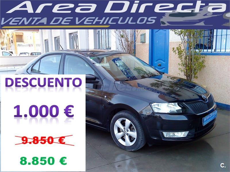 SKODA Rapid 1.6 TDI CR 105cv Ambition 5p.