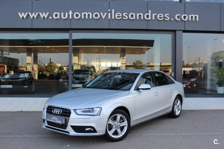 AUDI A4 2.0 TDI 143cv Advanced edition 4p.