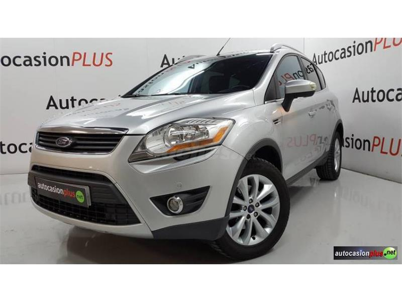 FORD Kuga 2.0 TDCi 4WD Trend 5p.