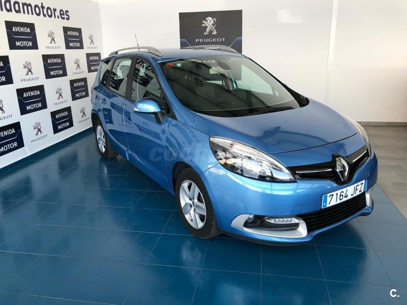RENAULT Grand Scenic Selection Energy dCi 110 eco2 7p 5p.
