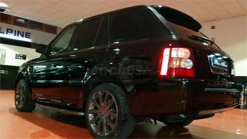 LAND-ROVER Range Rover Sport 2.7 TD V6 HSE 5p.