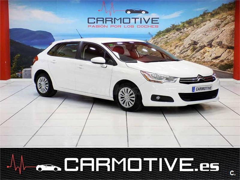 CITROEN C4 1.6 HDi 90cv Business 5p.