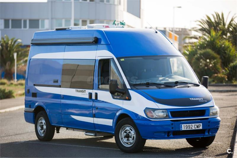Autocaravana FORD TRANSIT 2.4 150CV