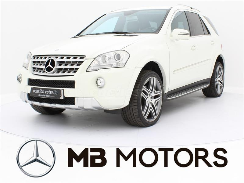 MERCEDES-BENZ Clase M ML 350 CDI 4M 5p.