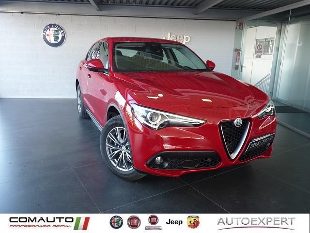 ALFA ROMEO Stelvio 2.2 Diesel 132kW 180CV Stelvio AWD 5p.
