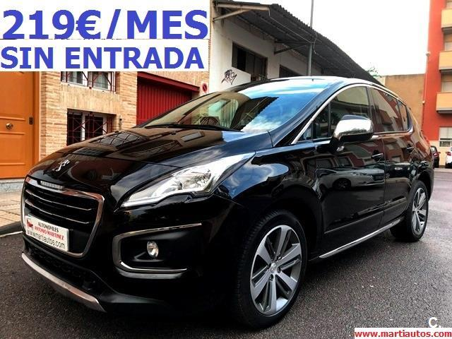 PEUGEOT 3008 Allure 1.6 BlueHDI 120 EAT6 5p.