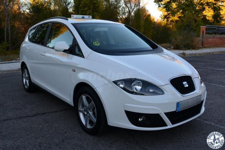 SEAT Altea XL 1.6 TDI 105cv EEcomotive Reference 5p.