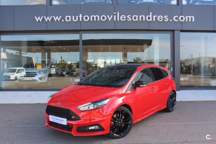 FORD Focus 2.0 EcoBoost ASS 184kW ST 5p.