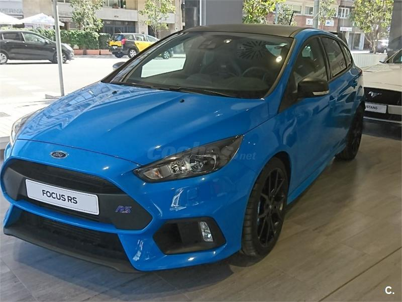 FORD Focus 2.3 EcoBoost 257kW RS Pack Performance 5p.