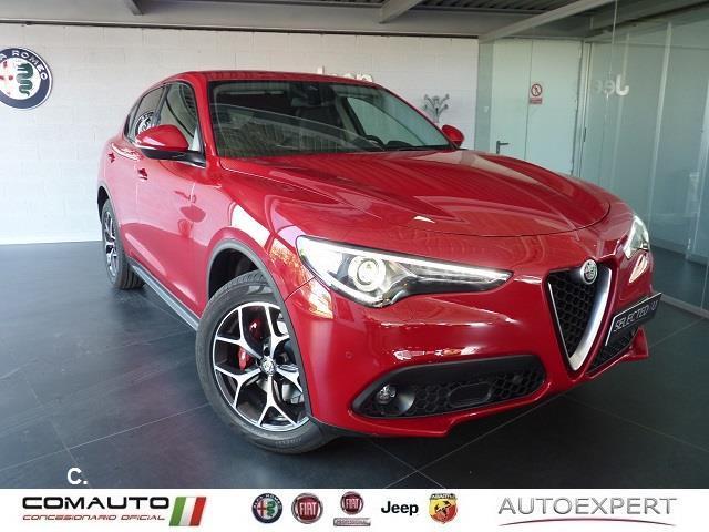 ALFA ROMEO Stelvio 2.2 Diesel 132kW 180CV Super RWD 5p.