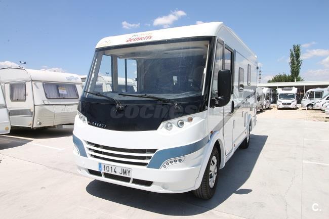 Autocaravana Dethleffs Globebus I1