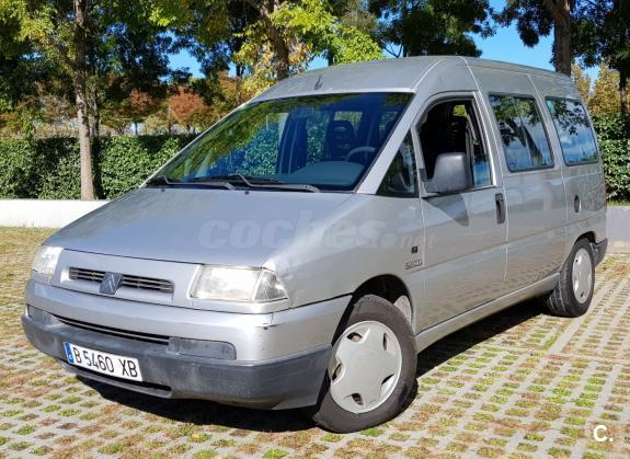 CITROEN Jumpy 2.0 HDI Confort 8 plazas 4p.