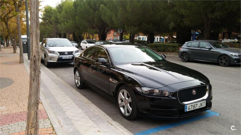 JAGUAR XE 2.0 AJ200D Diesel Auto RWD XE Pure 4p.