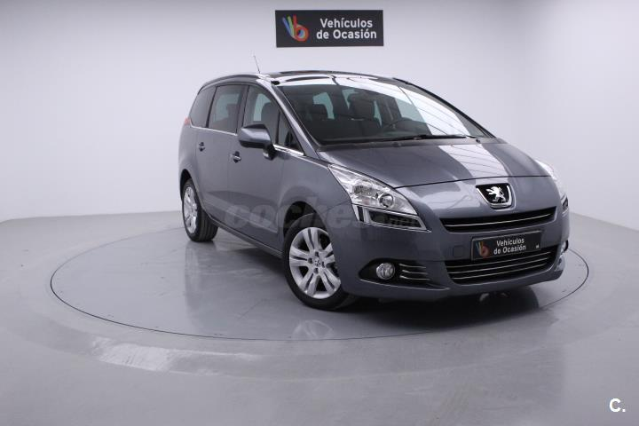 PEUGEOT 5008 Sport Pack 1.6 THP 156 Automatico 5p.