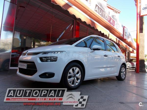 CITROEN C4 Picasso BlueHDi 120cv EAT6 Feel Edition 5p.