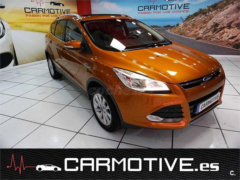 FORD Kuga 2.0 TDCi 150 4x4 ASS Titanium Powers. 5p.