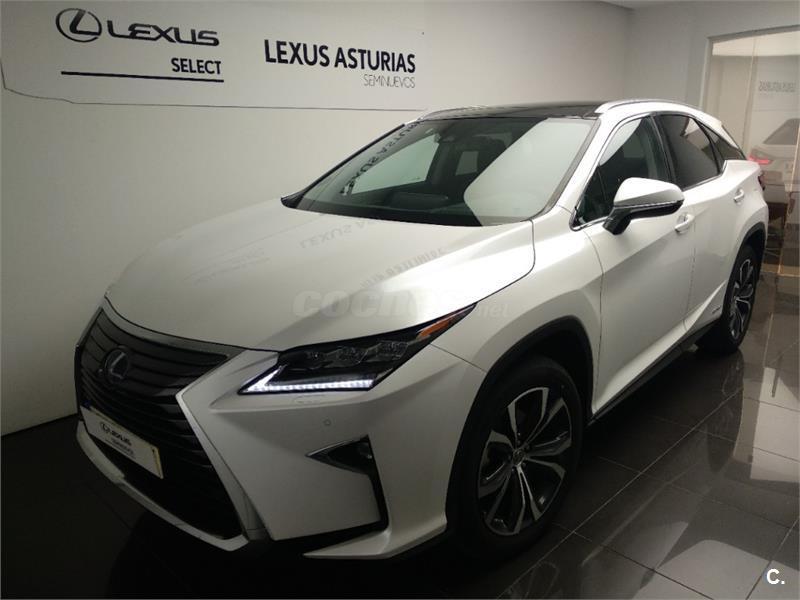 LEXUS RX 450h Executive Tecno 5p.