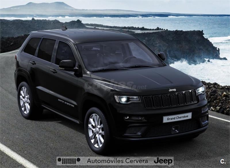 JEEP Grand Cherokee 3.0 V6 Diesel S Edition 184kW 250CV E6 5p.