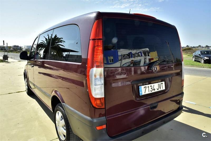 MERCEDES-BENZ Vito 111 CDI Vito L Larga 4p.