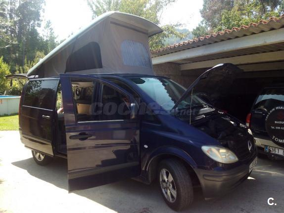 MERCEDES-BENZ Vito 115 CDI Mixto Larga 4p.