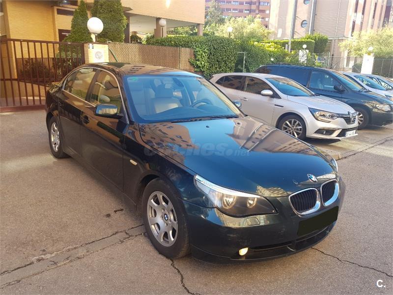 BMW Serie 5 520D 4p.