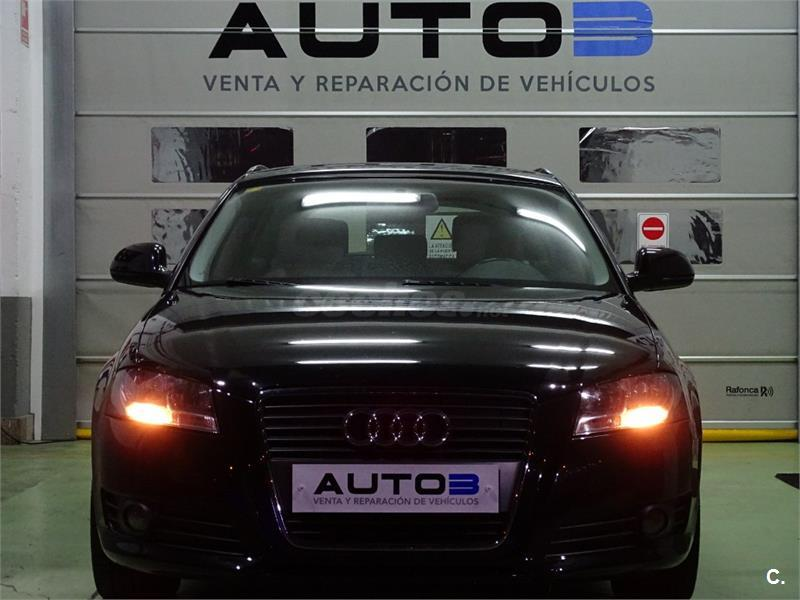AUDI A3 Sportback 2.0 TDI 140cv Attraction 5p.