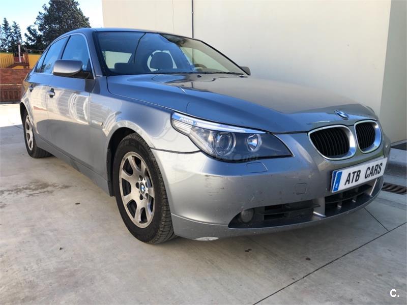 BMW Serie 5 530d Exclusive 4p.