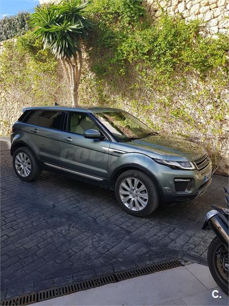 LAND-ROVER Range Rover Evoque 2.0L TD4 132kW 180CV 4x4 HSE Auto 5p.