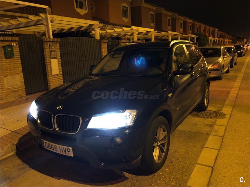BMW X3 sDrive18d 5p.
