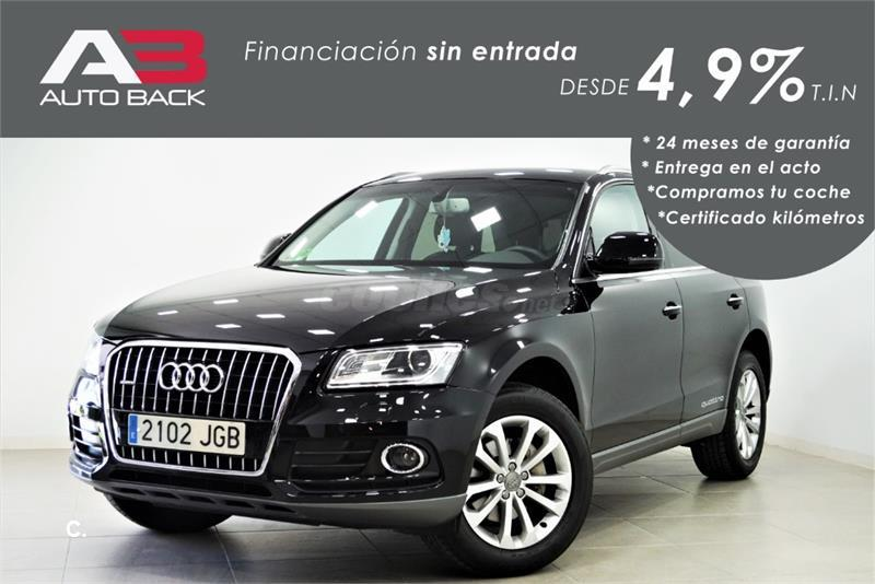 AUDI Q5 2.0 TDI clean d 190CV quattro Advanced 5p.