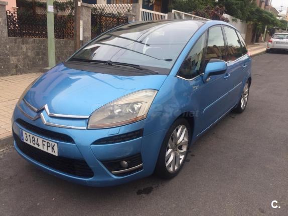CITROEN C4 Picasso 1.6 HDi Exclusive 5p.