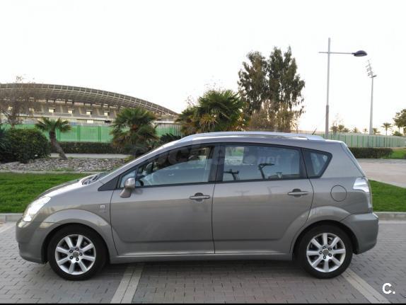TOYOTA Corolla Verso 2.0 D4D Sol 5p.