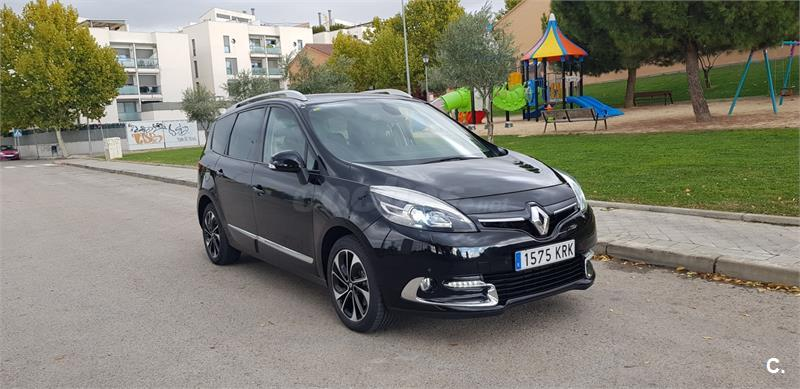 RENAULT Grand Scenic Bose Edition Energy dCi 130 eco2 7p 5p.