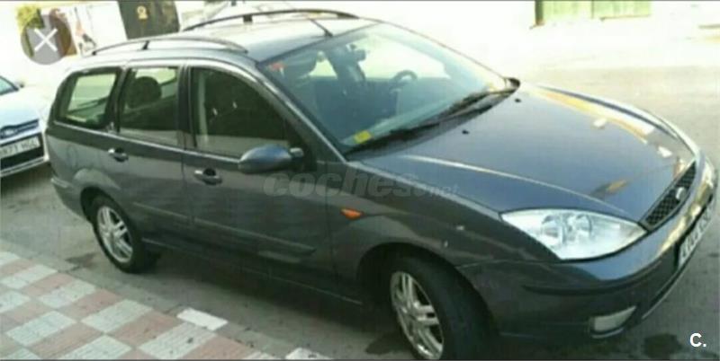 FORD Focus 1.8 TDCi Ghia 100CV Wagon 5p.