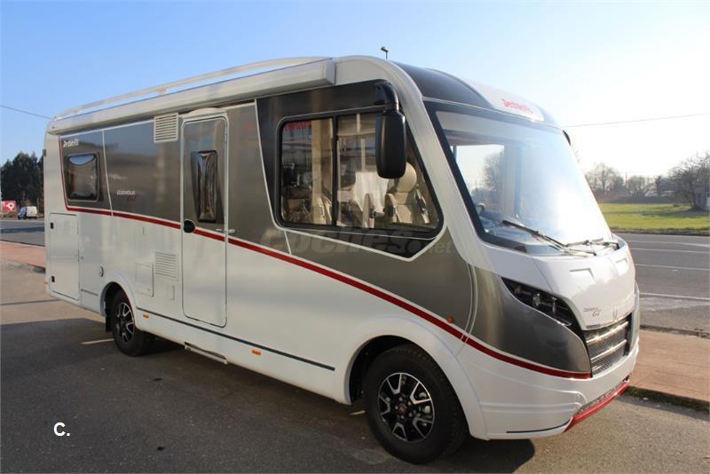 Dethleffs Globebus I7