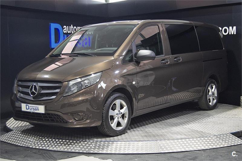 MERCEDES-BENZ Vito 114 BT Tourer Base Larga