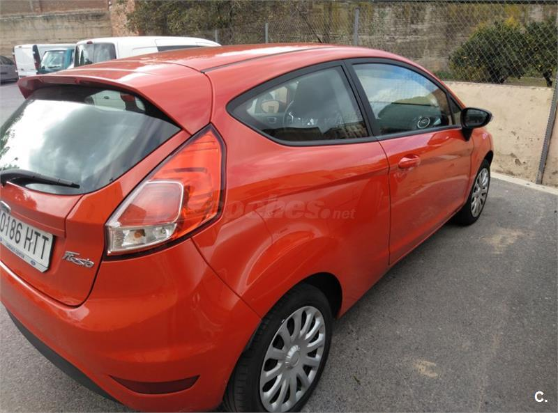 FORD Fiesta 1.0 EcoBoost 100cv Trend 3p 3p.